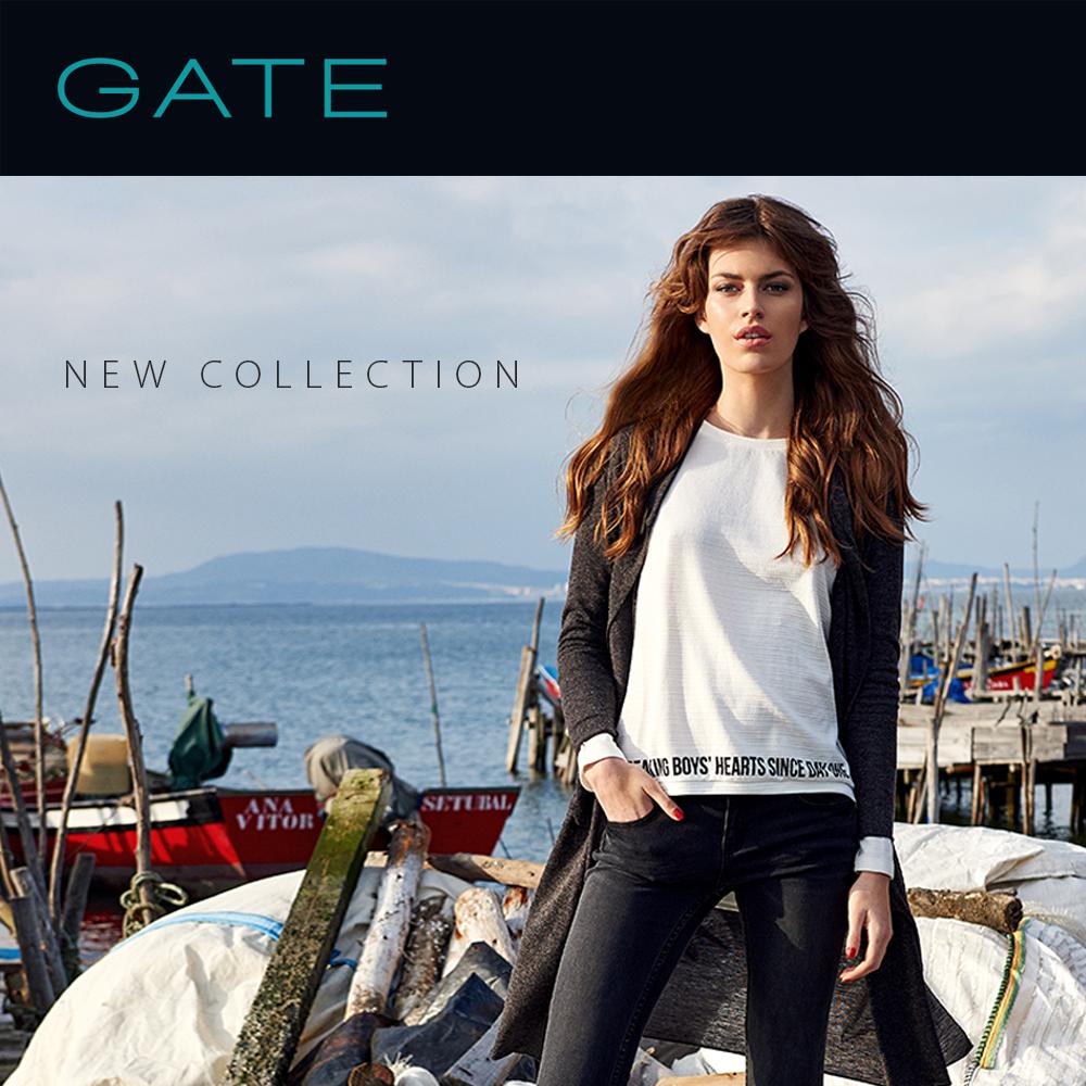 Nová kolekcia Gate