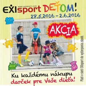 EXIsport leták