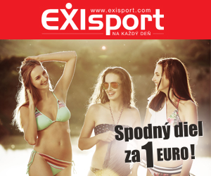 Exisport - plavky